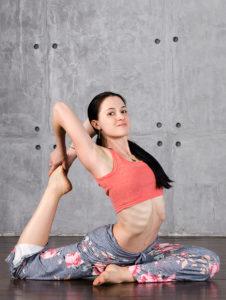 Ольга Гончарова йога