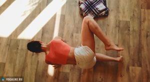 Разминка для тазобедренных суставов