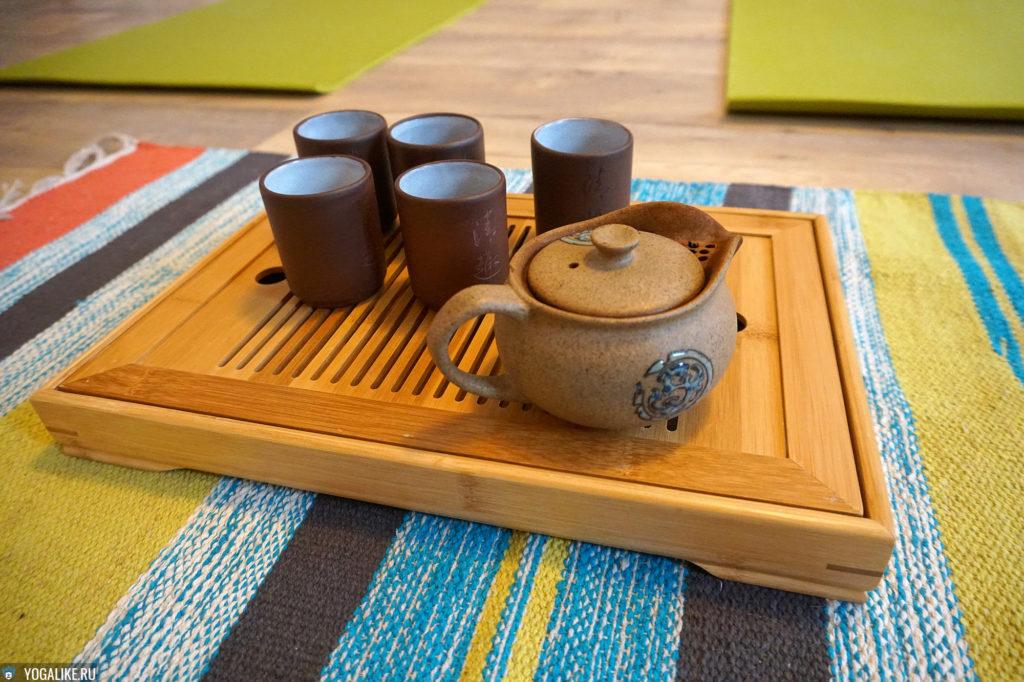 Чабань - подставка для чайной церемонии