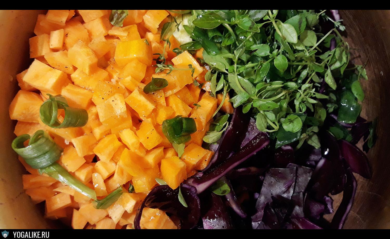 Salad-against-spring-weakness