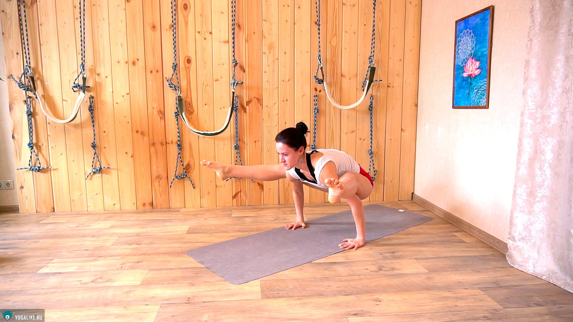 Йога и профилактика гипертонии