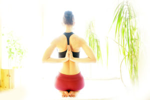Ваджрасана для медитации