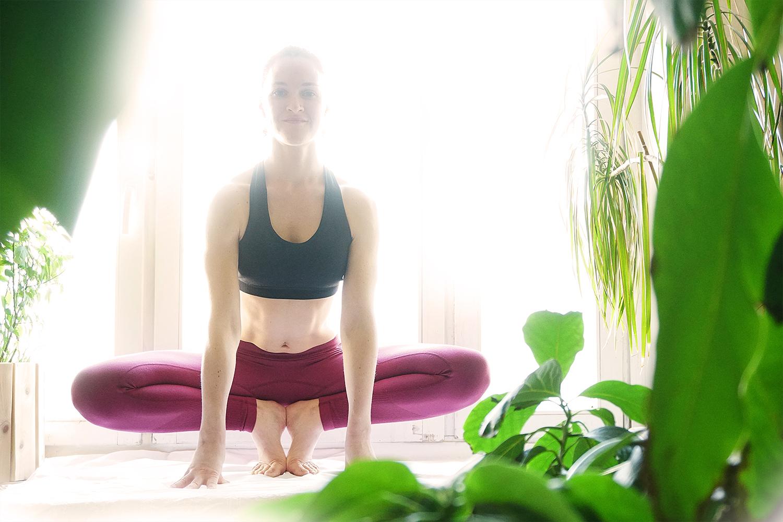 Йога для мышц тазового дна