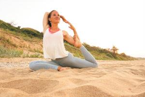 Йога для шейно-воротниковой зоны
